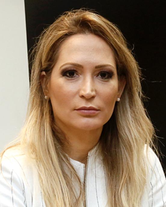 Clarita Costa Maia Consultora Legislativa do Senado Federal, advogada, presidente da Comissão de Migrações e Comércio Exterior da OAB-DF