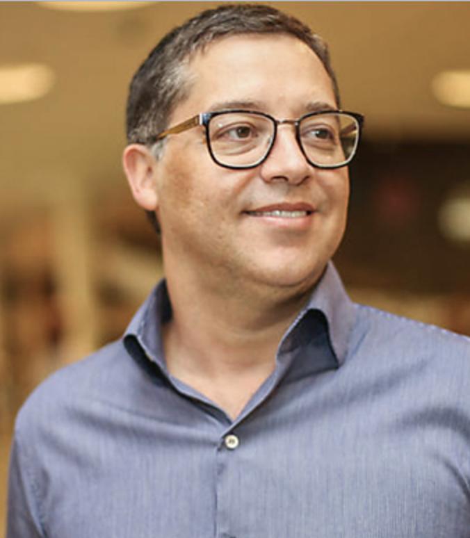 Eduardo Saron Diretor do Itaú Cultural, membro da Comissão Nacional de Incentivo à Cultura