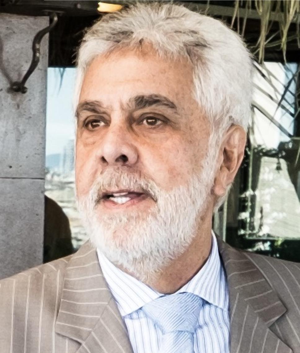 Luiz Henrique Pereira da Fonseca Embaixador, ex-Cônsul Geral da Turquia em Istambul