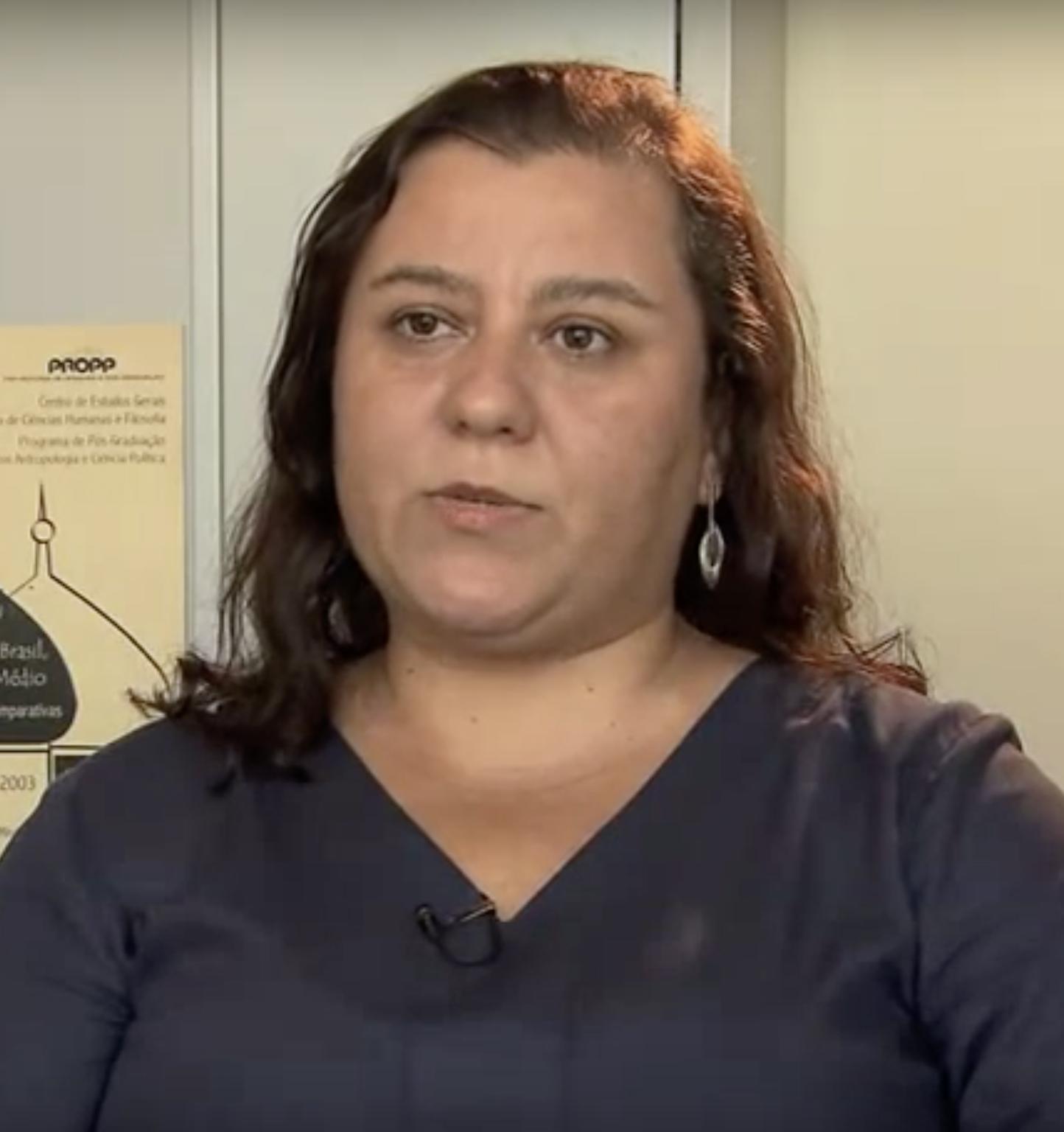 Gisele Fonseca Chagas Professora do programa de pós-graduação em antropologia e vice-coordenadora do Núcleo de Estudos do Oriente Médio da Universidade Federal Fluminense