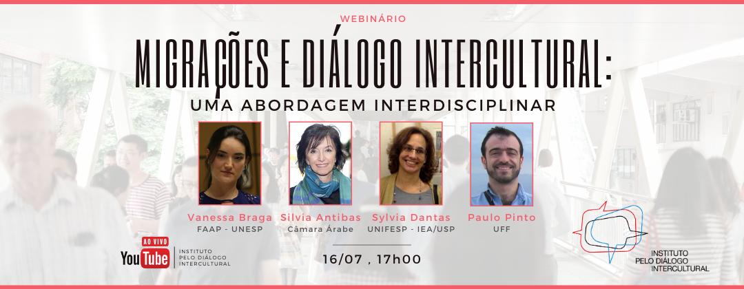 Site - MIGRAÇÕES E DIÁLOGO INTERCULTURAL